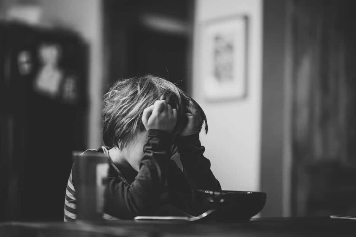 gestire lo stress bambini