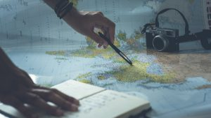 organizzare un viaggio da soli