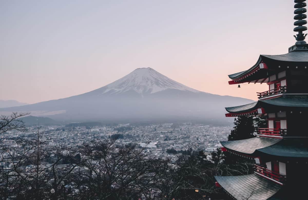 organizzare un viaggio da soli Giappone