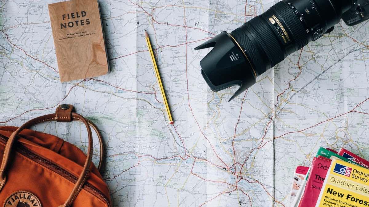 organizzare un viaggio da soli attrezzatura