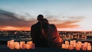 recuperare rapporto di coppia guardare orizzonte