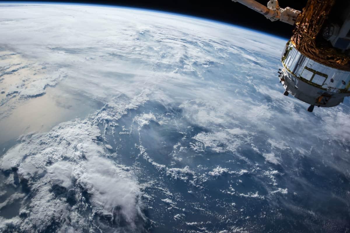 trovare le coordinate di un luogo satellite