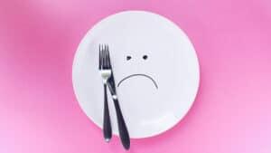 resistere al cibo durante dieta