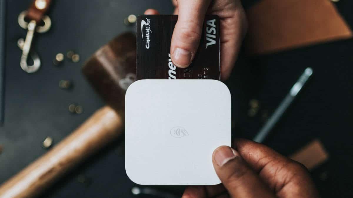 esempio operazione Cashback con carta Visa