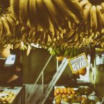tante banane vendute al mercato Too good to go