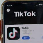 aggiornare TikTok app da App Store